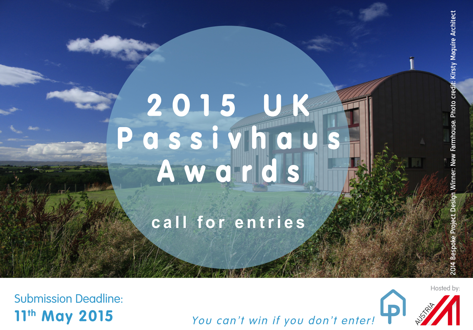 2015 UK Passivhaus Awards Launch