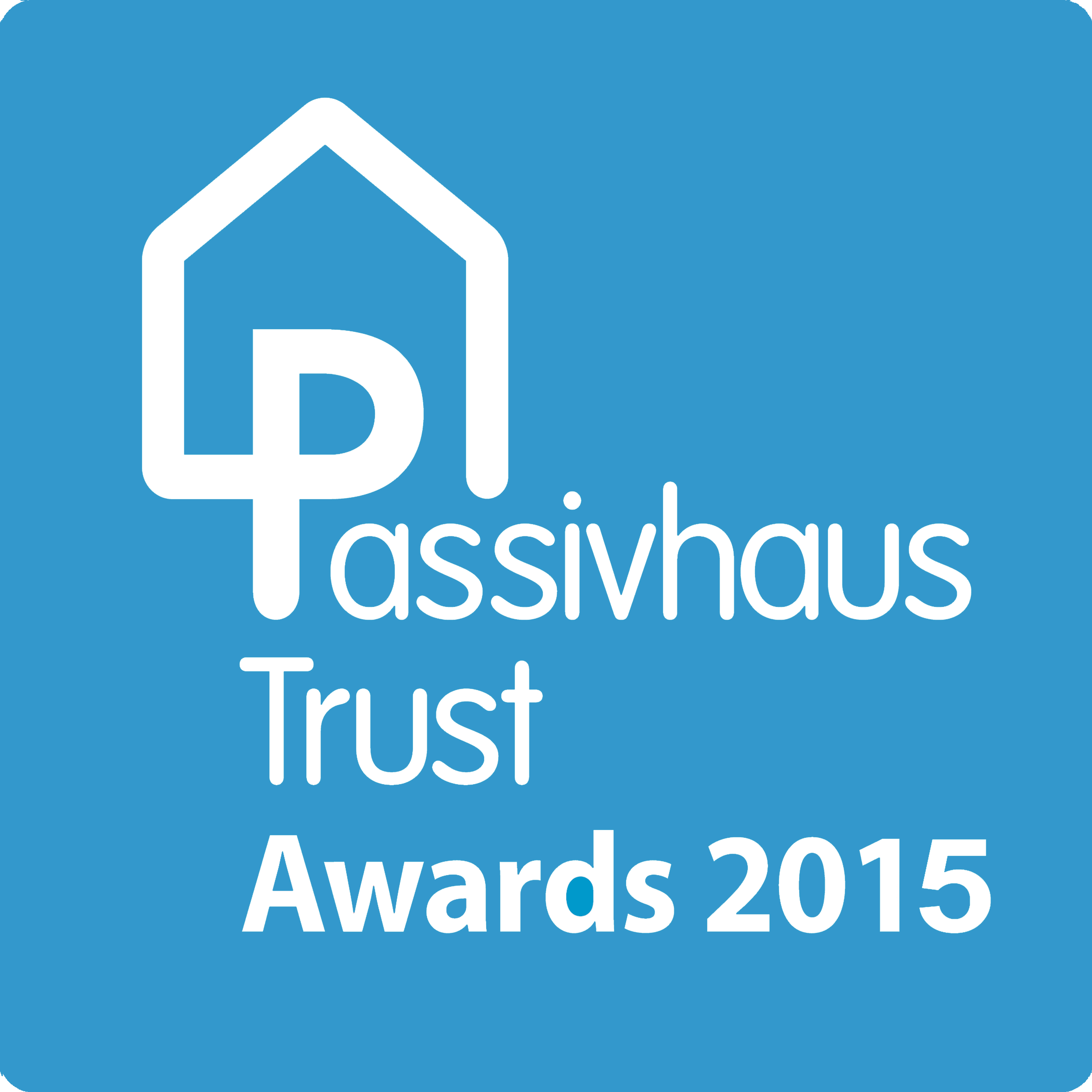UK Passivhaus Awards logo 2015