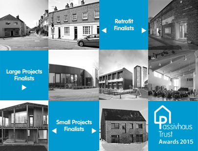 Meet the Finalists 2015 UK Passivhaus Awards