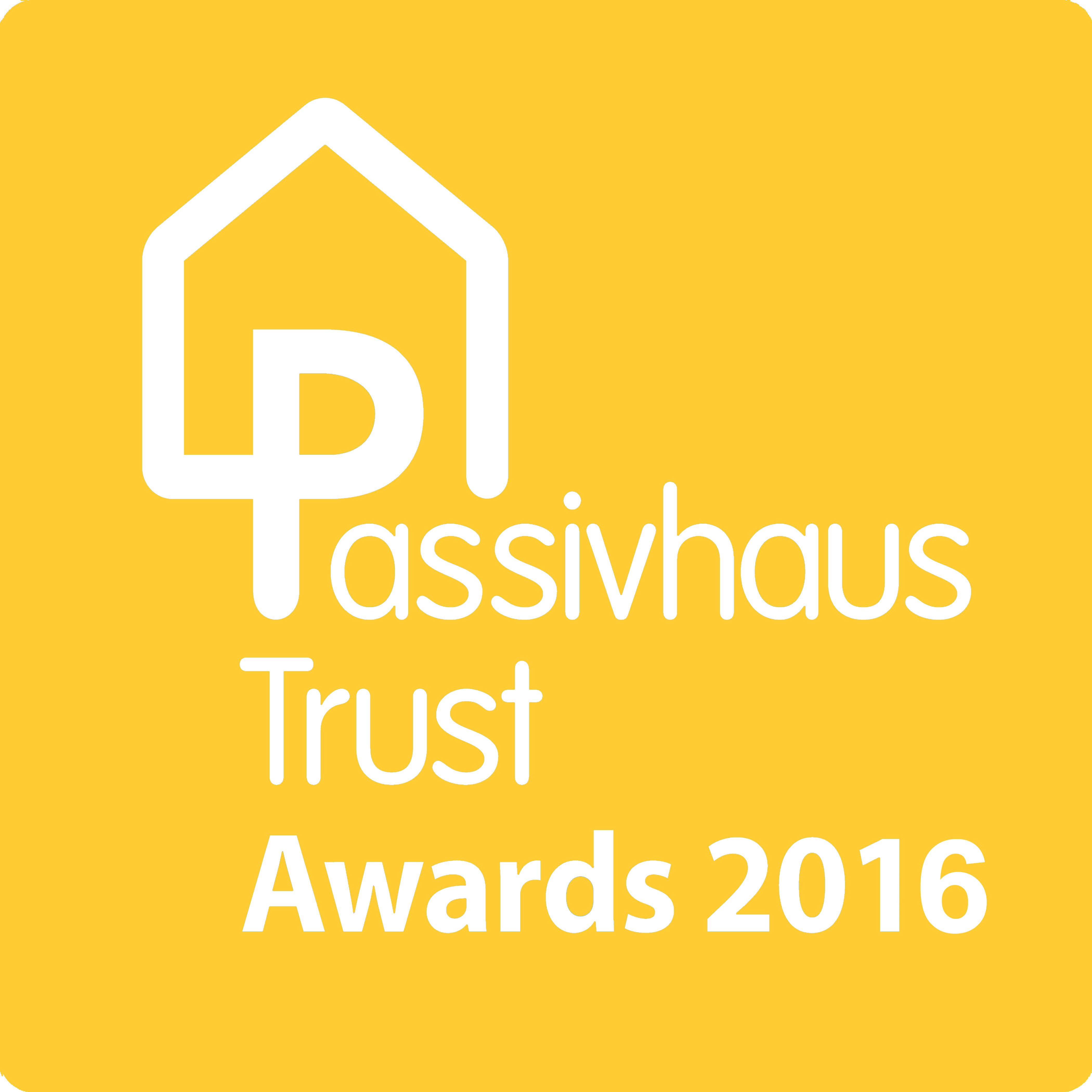 UK Passivhaus Awards 2016