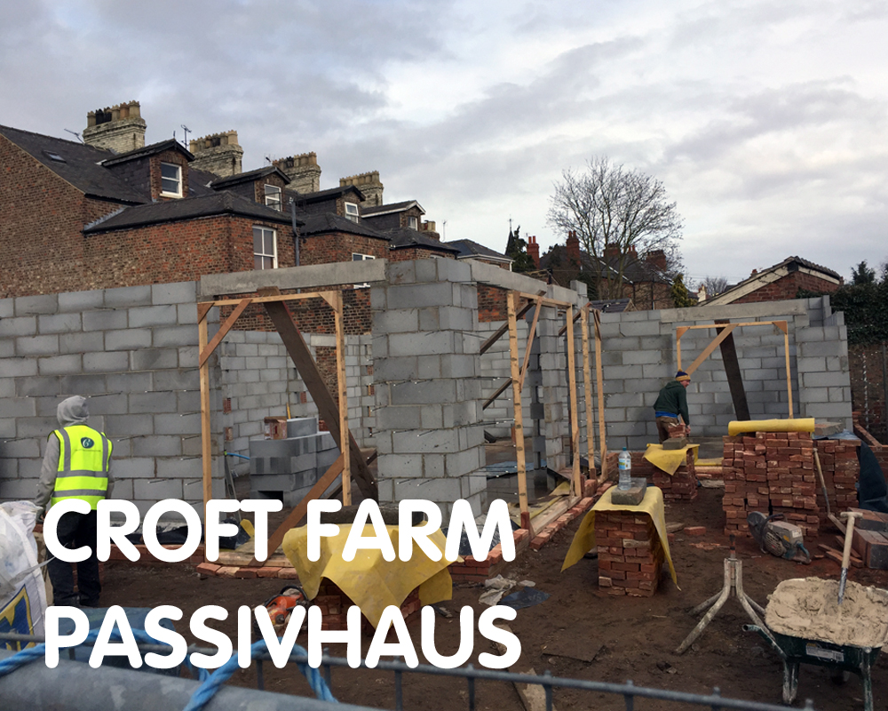 Croft Farm Passivhaus