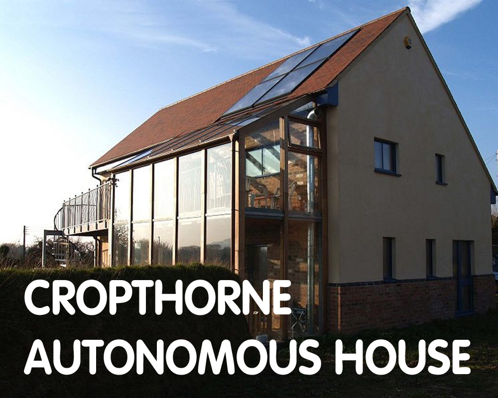 UKPH Open Days - Cropthorne Autonomous House