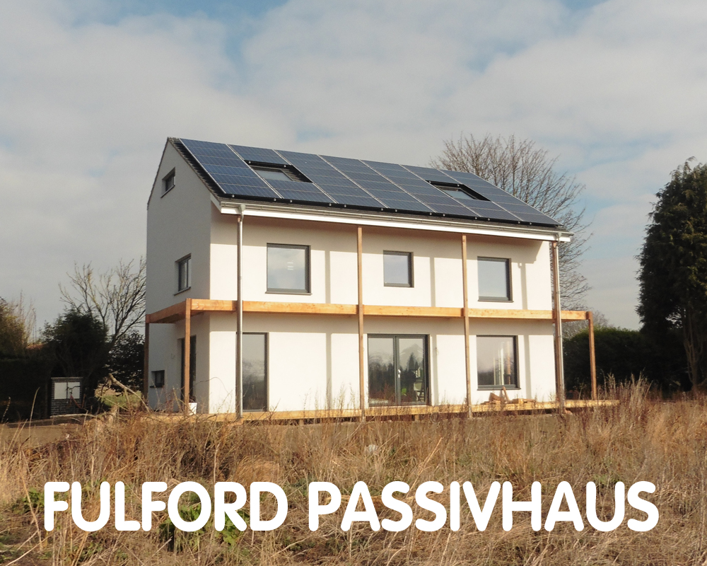 Fulford UK Passivhaus Open Days 2015