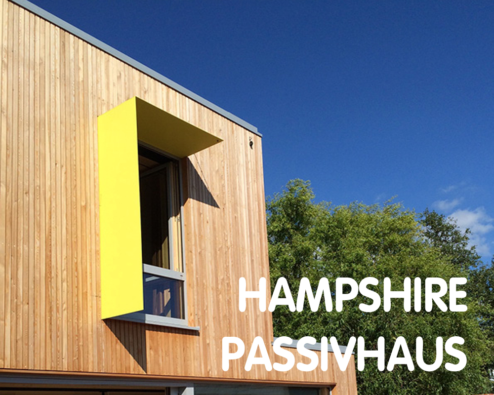 Hampshire Passivhaus UK PH open days 2015