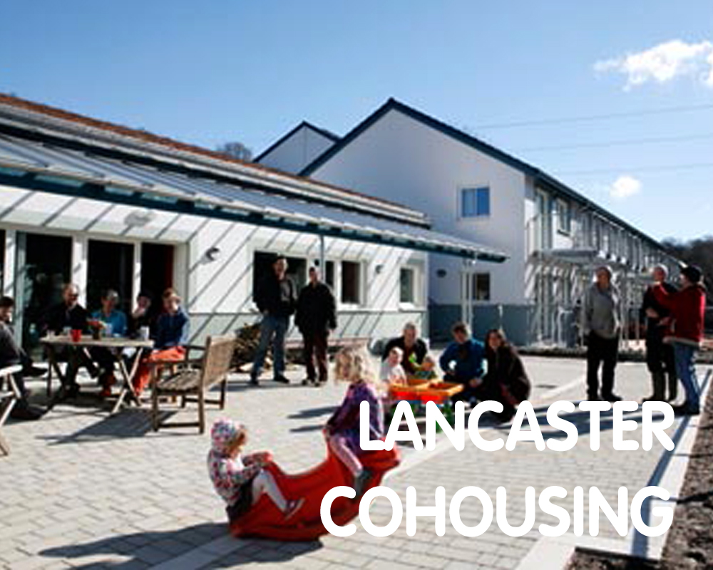 Lancaster Cohousing UK Passivhaus Open Days 2015
