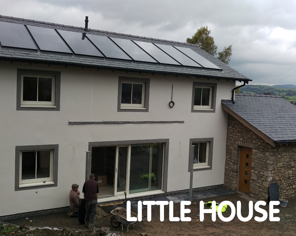 Little house UK Passivhaus Open Days 2015