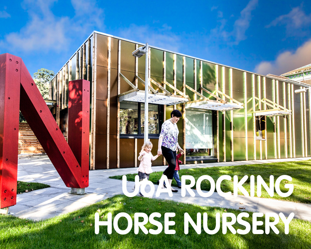 UoA Rocking Horse Nursery: UK Passivhaus Open days 2015