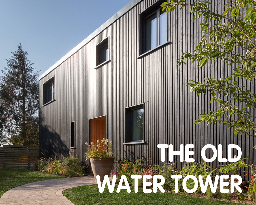 The Old Water Tower UK Passivhaus Open Days 2015
