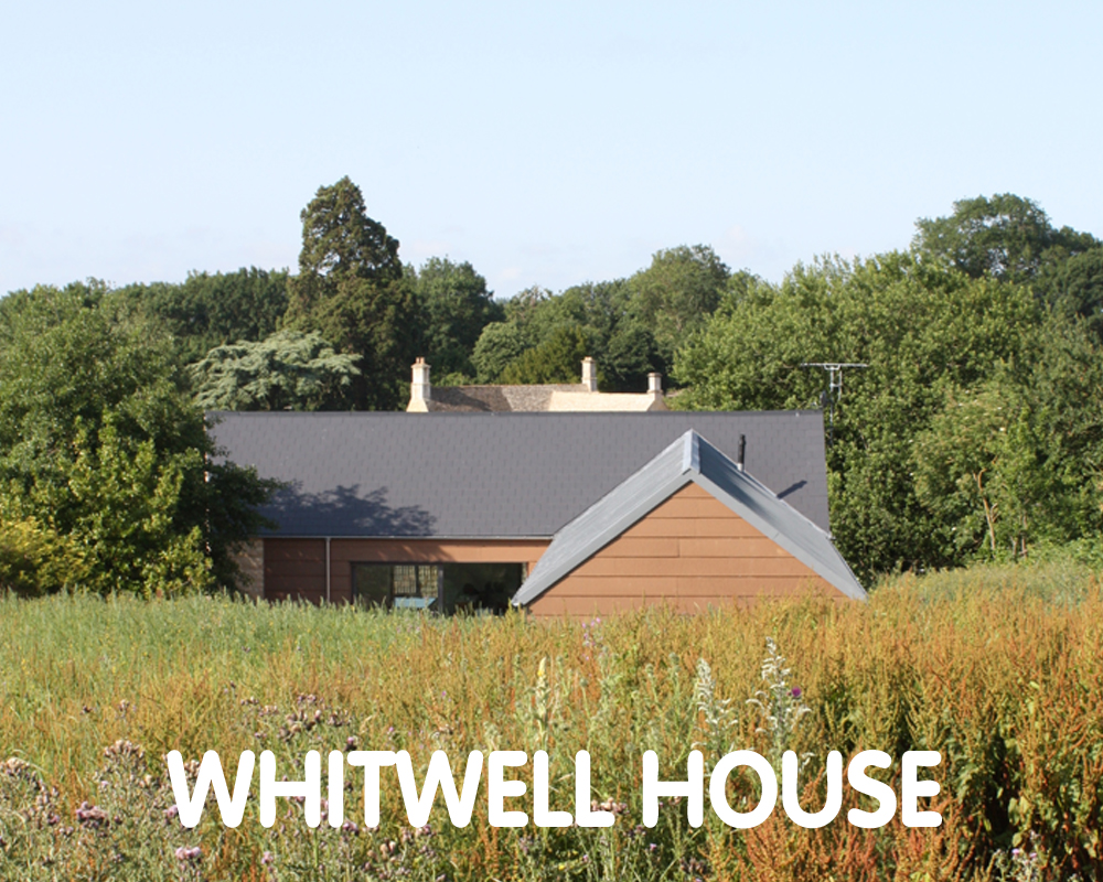 Whitwell House UK Passivhaus Open Days