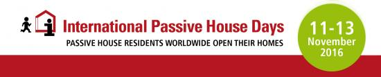 Passivhaus Open Days 2016