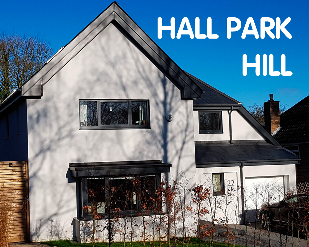 Hall Park Hill, Certified EnerPhit. Berkhamsted, HP4 2NH