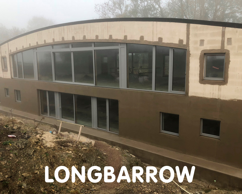Longbarrow, aiming for certification. Poulton GL7 5SR