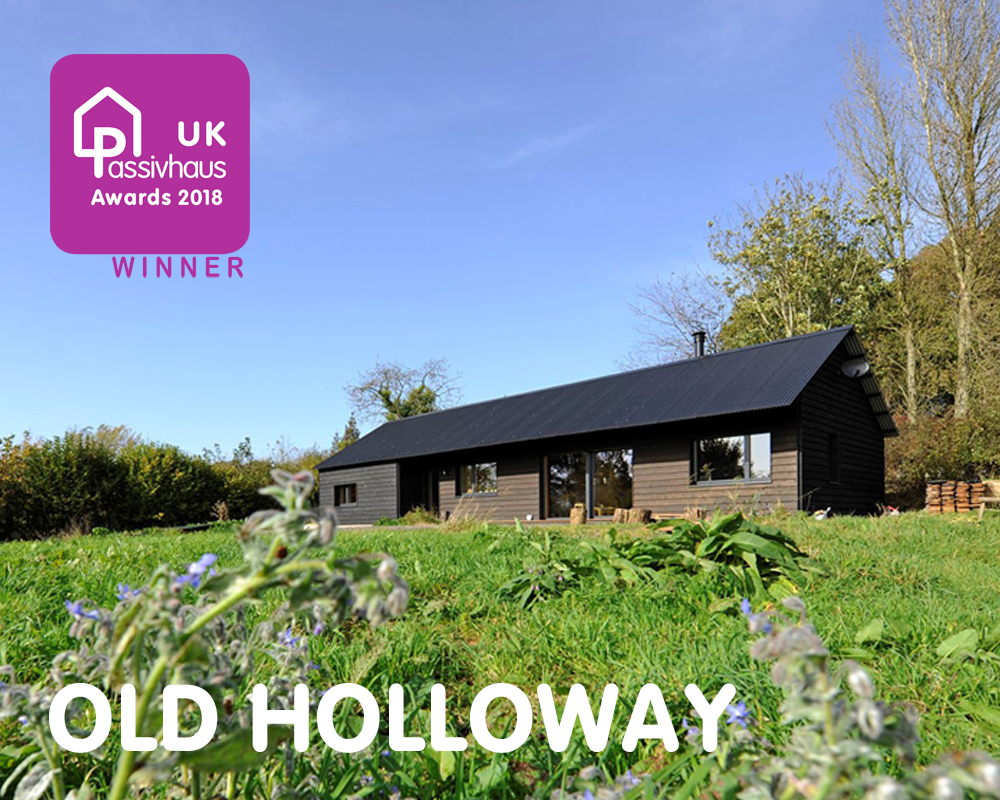 Old Holloway, Award-winning certified Passivhaus, Herefordshire, HR2