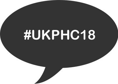 #UKPHC18 2018 UK Passivhaus Conference hashtag Passivhaus and the road to zero carbon