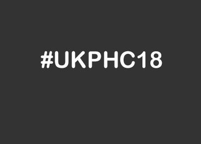 #UKPHC18