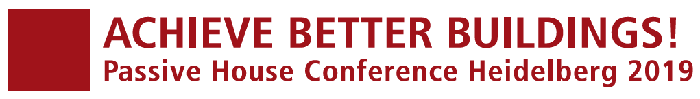 Passive House Conference Heidelberg 2019