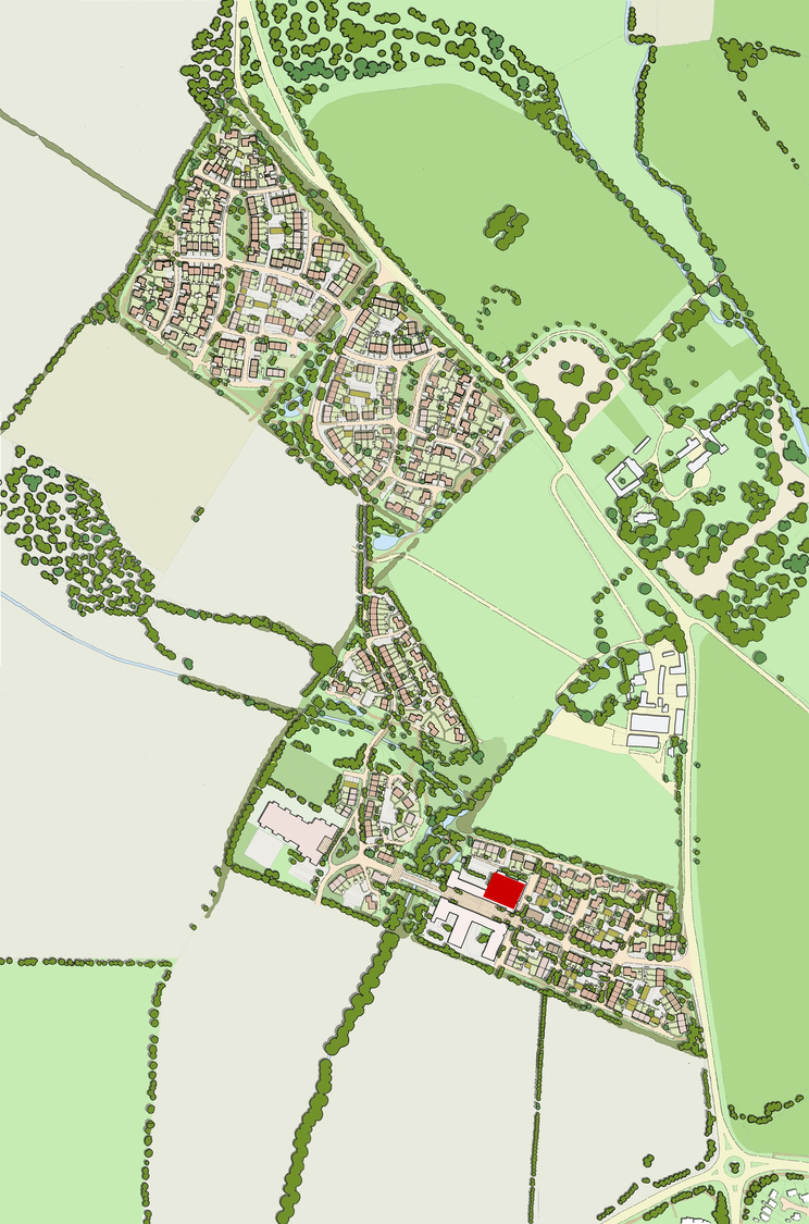 Bicester Eco Village Exemplar Plan