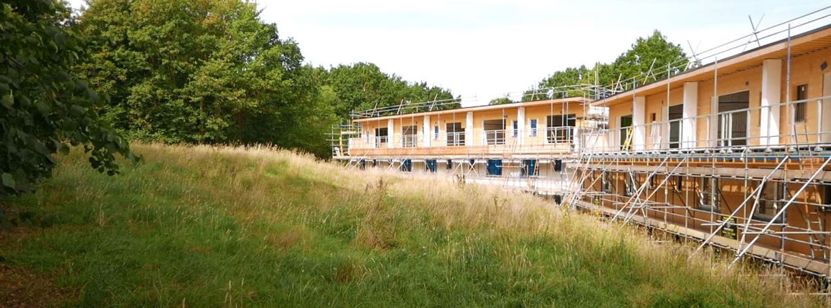 Cannock Mill Cohousing August 2018