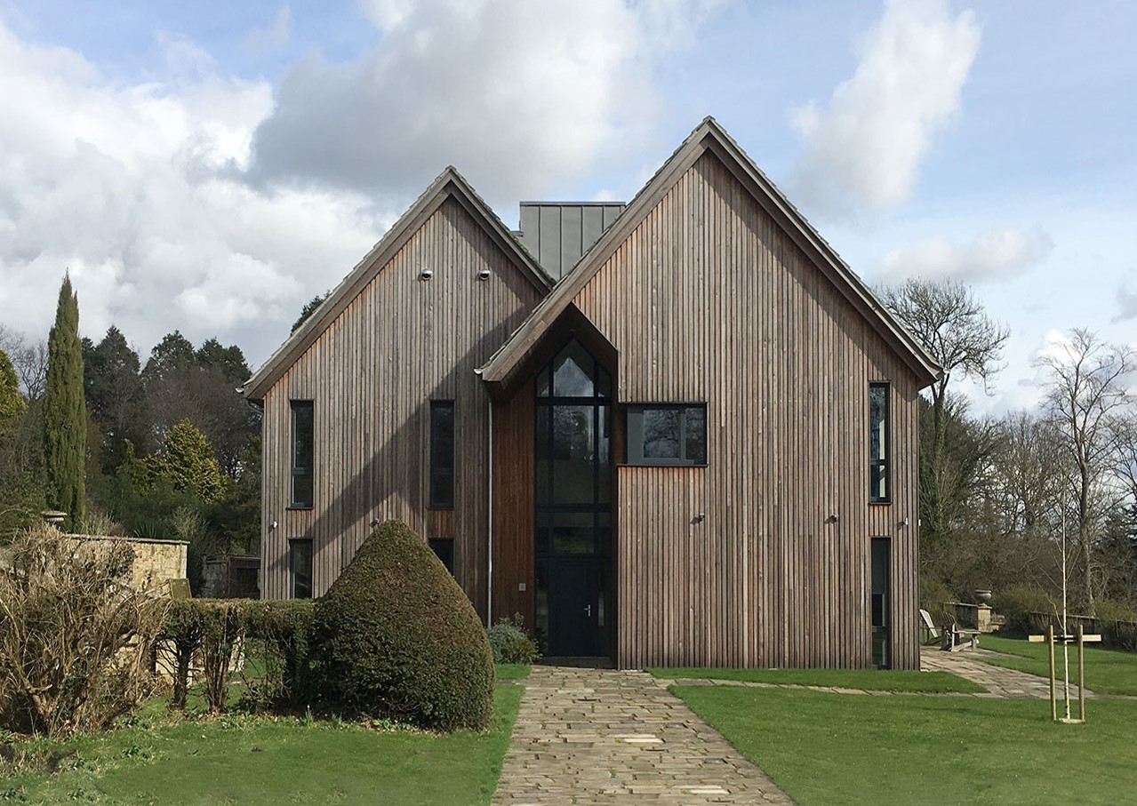 Mayfield Passivhaus HMY Architects