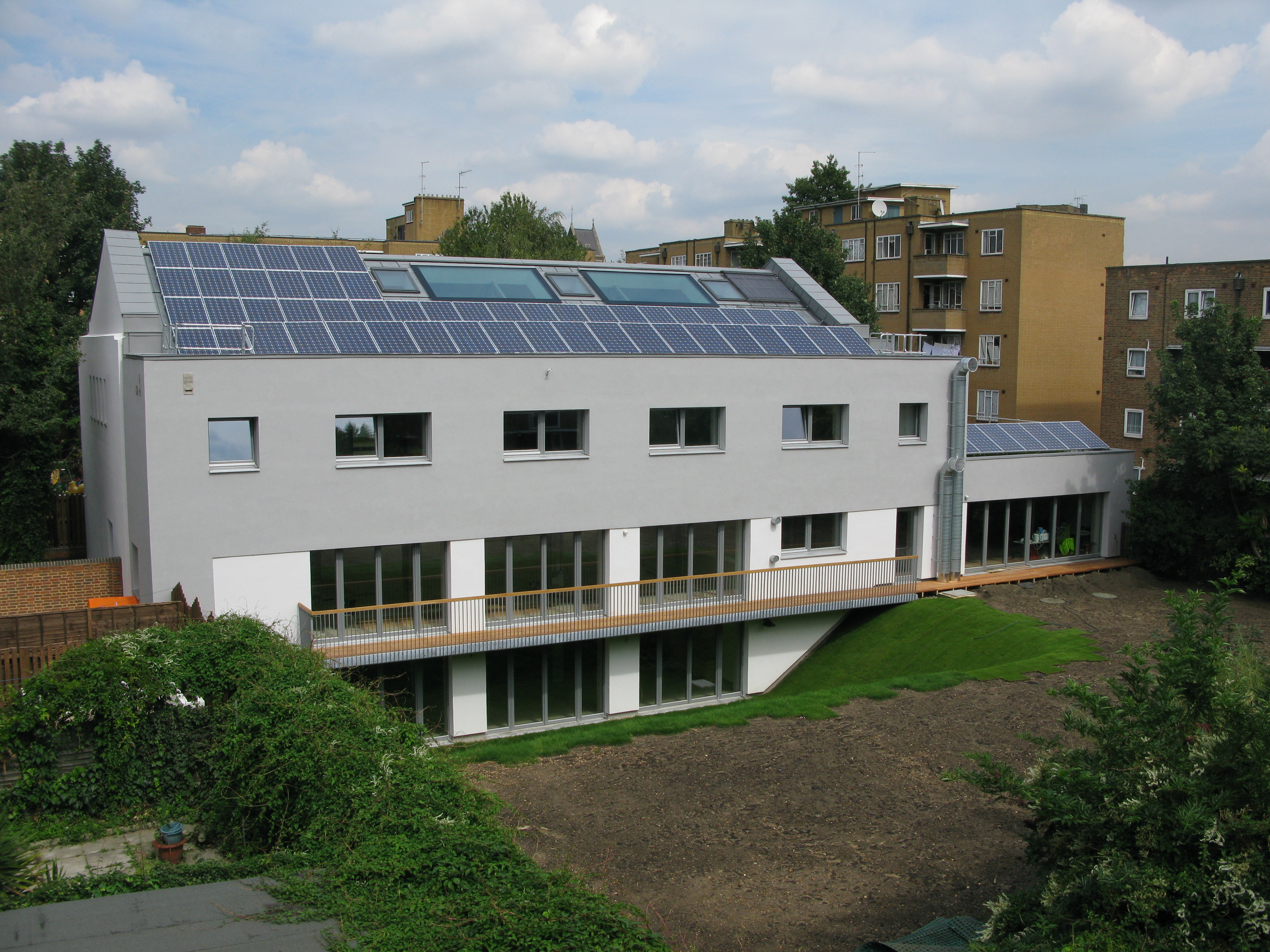 Mayville Community Centre, retrofit winner 2012