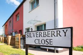 Silverberry Close Passivhaus, Exeter