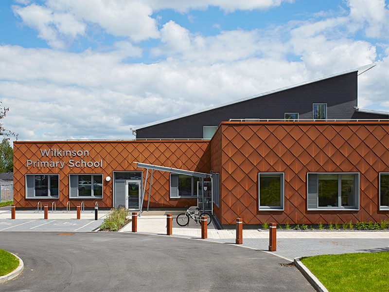 Wilkinson Primary School, Architype