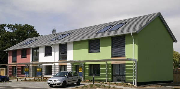 Wimbish Passivhaus, residential winner 2012
