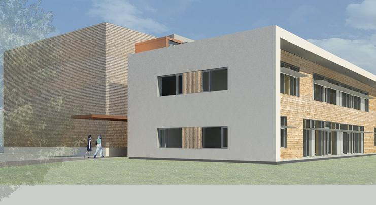 Work begins on Passivhaus Archive building in Hereford