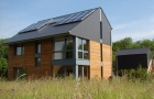 Eco Design Consultants win Gold for Howe Pask Passivhaus at Green Apple Awards