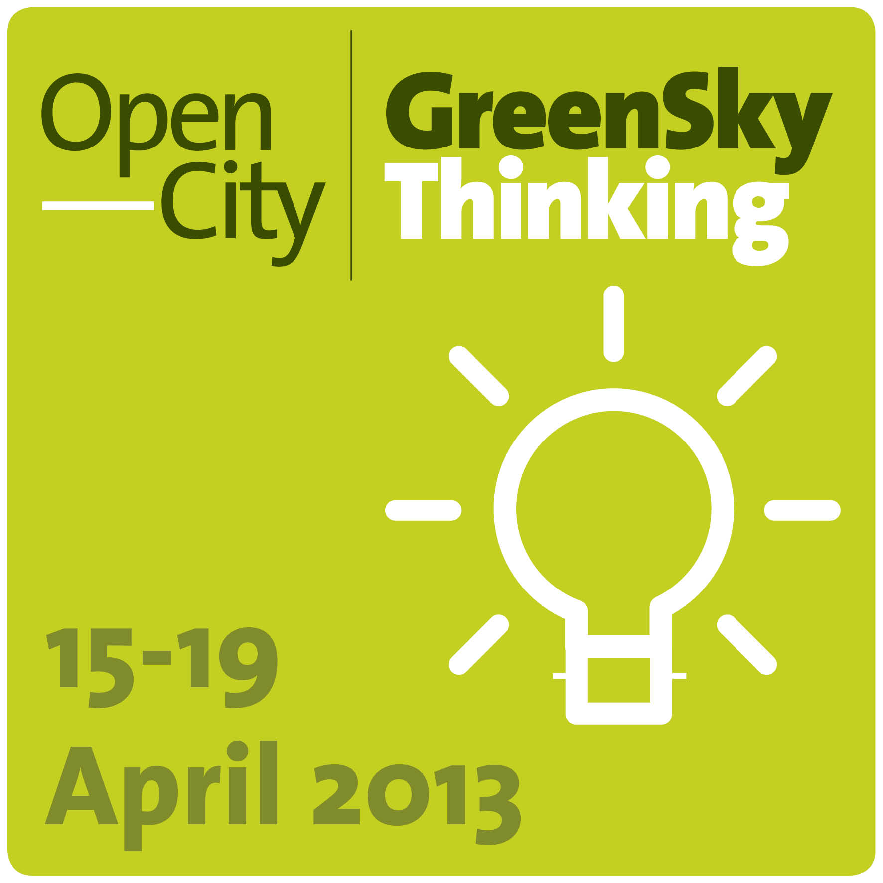 Trust to participate in Green Sky Thinking Week 15-19 April