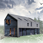 Islay Passivhaus wins planning