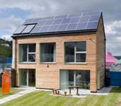 First tenants move into Passivhaus homes in Ebbw Vale