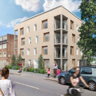 Lambeth Passivhaus development awaits planning decision
