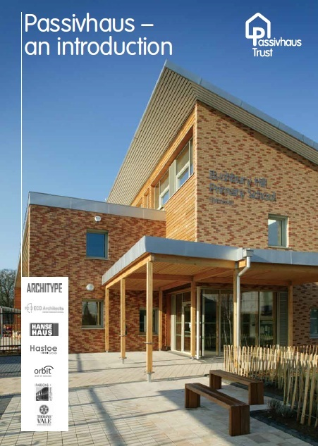Trust publishes Passivhaus Introductory guide