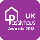 2018 UK Passivhaus Awards Finalists