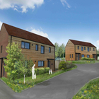 Plans for Shropshire Passivhaus homes approved