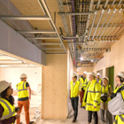 St Benedict's on track for Passivhaus certification
