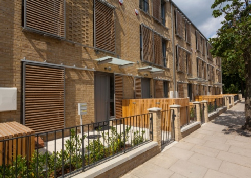 Sulgrave Gardens - Homes at London's largest mixed-use Passivhaus scheme now for sale