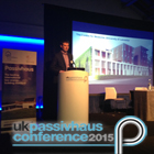 Large-scale Passivhaus case studies at the 2015 UK Passivhaus Conference