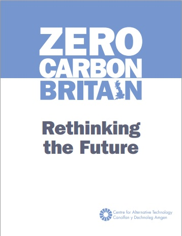 Zero Carbon Britain: Rethinking the Future launched in Parliament