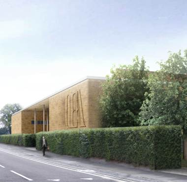 UK's first Passivhaus research building at UEA gets planning go-ahead