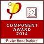 New Passivhaus Component Awards