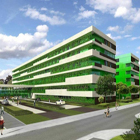 World's first Passivhaus Hospital