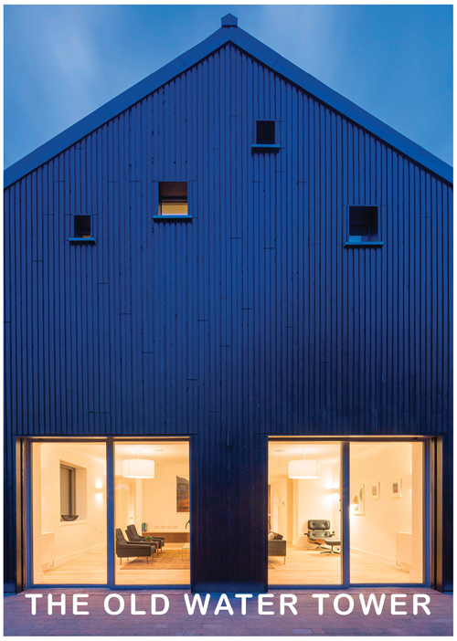 The Old Water Tower, Gresford Architects, UK Passivhaus Awards 2016 - Rural Category