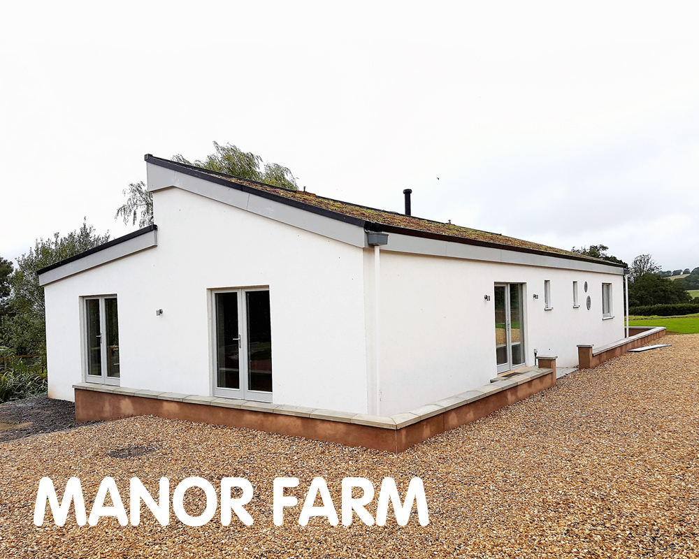 Manor Farm, awaiting certification. Devon EX14 3HL