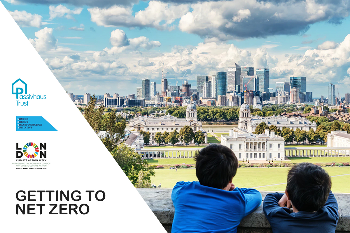 London Climate Action Week: Getting to Net Zero