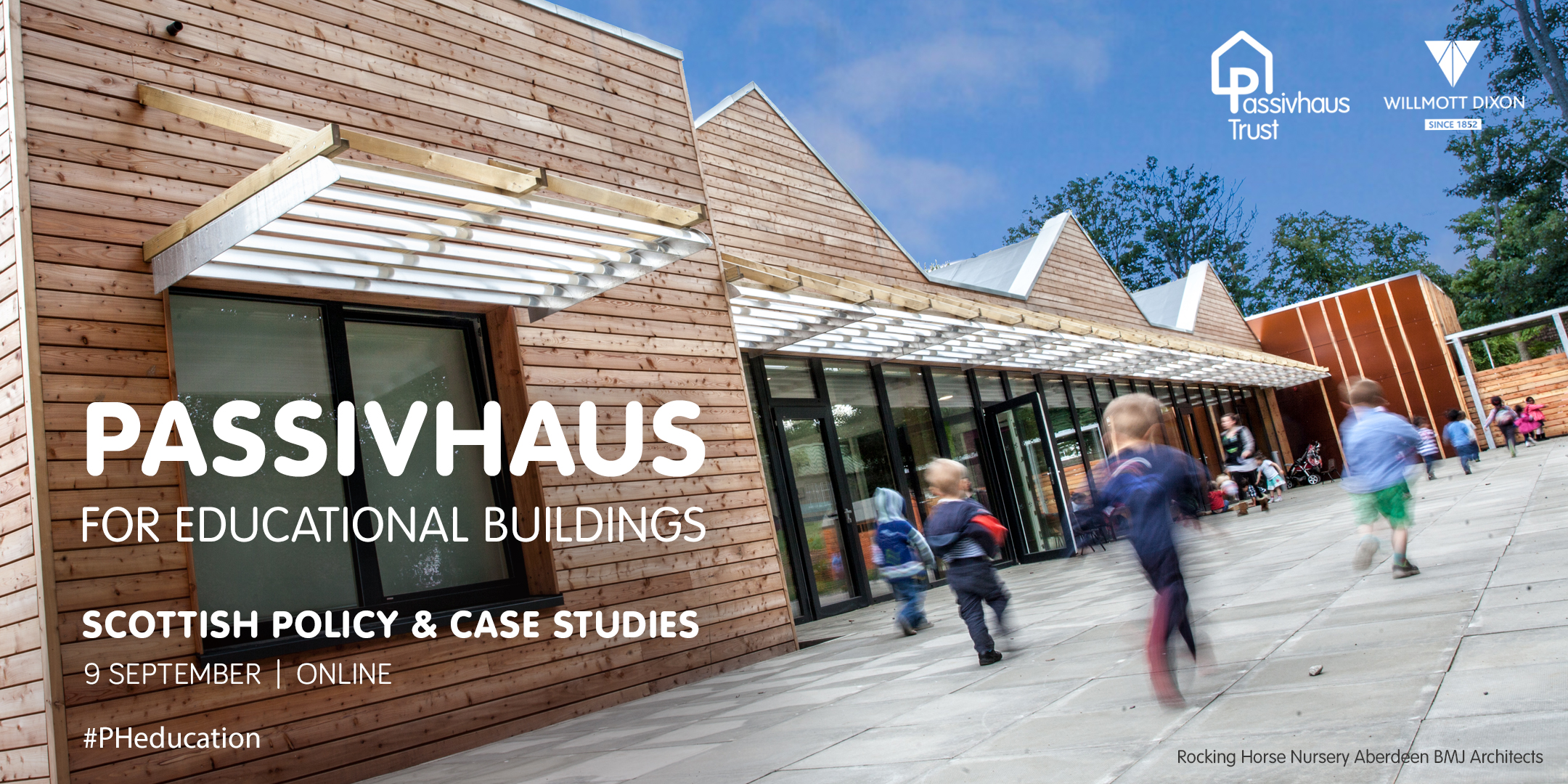 Passivhaus for Educational Buildings: Scottish policy & case studies - 09 Sept 2020
