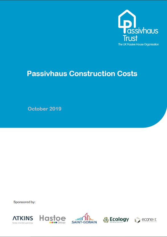 Passivhaus Construction Costs