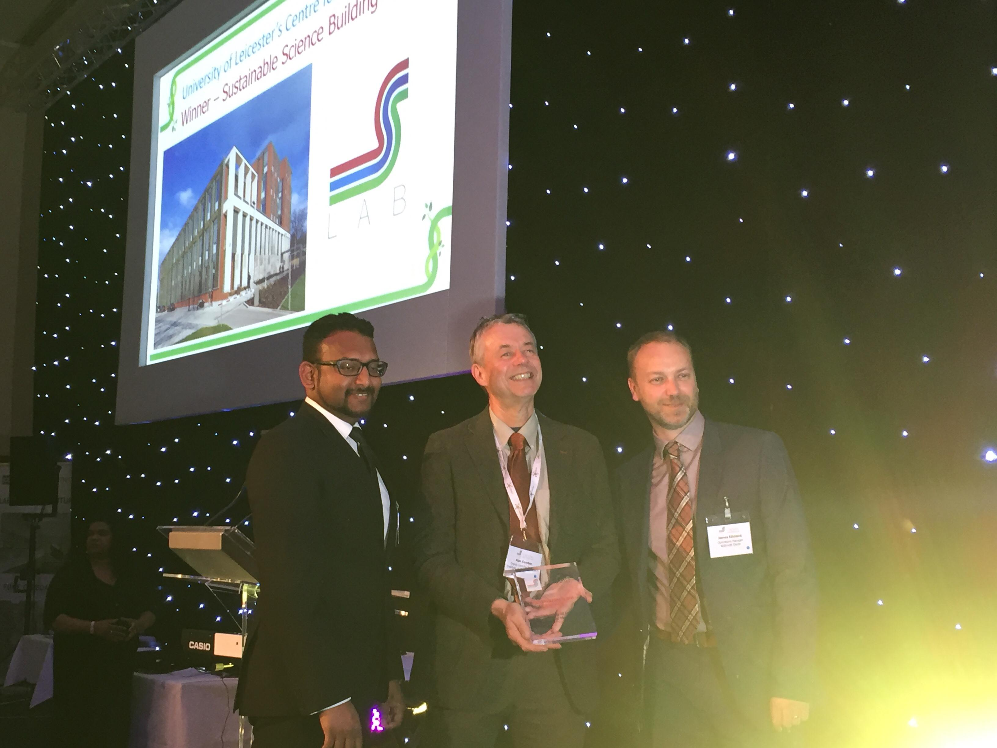 S-Lab Award: Leicester Centre for Medicine