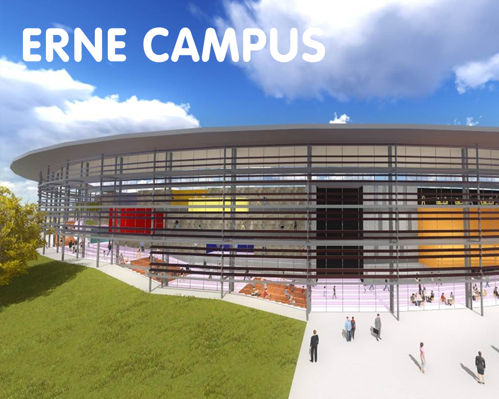 Erne Campus, aiming for Passivhaus Premium, Northern Ireland